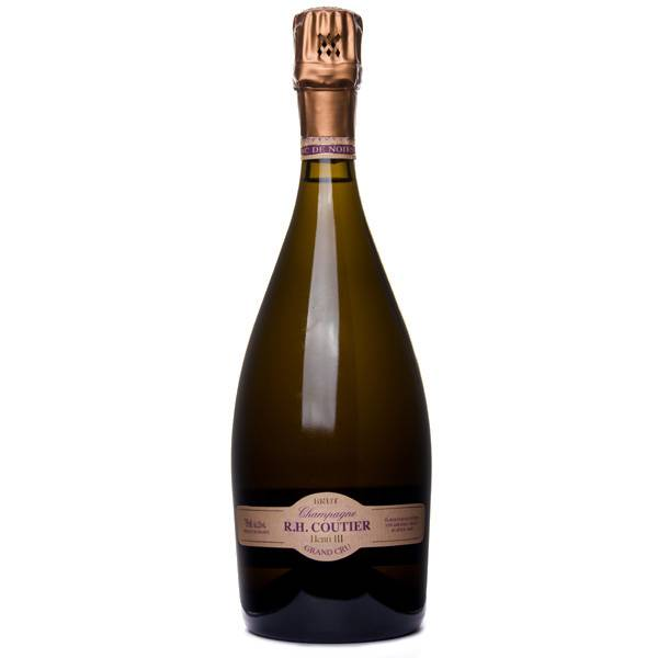 Champagne R.H. Coutier, Ambonnay R.H. Coutier Grand Cru Henri III, Ambonnay