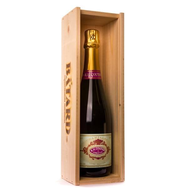 1-vaks kist Champagne R.H. Coutier