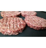 DRY AGED BURGER PATTIES 4 x 180g