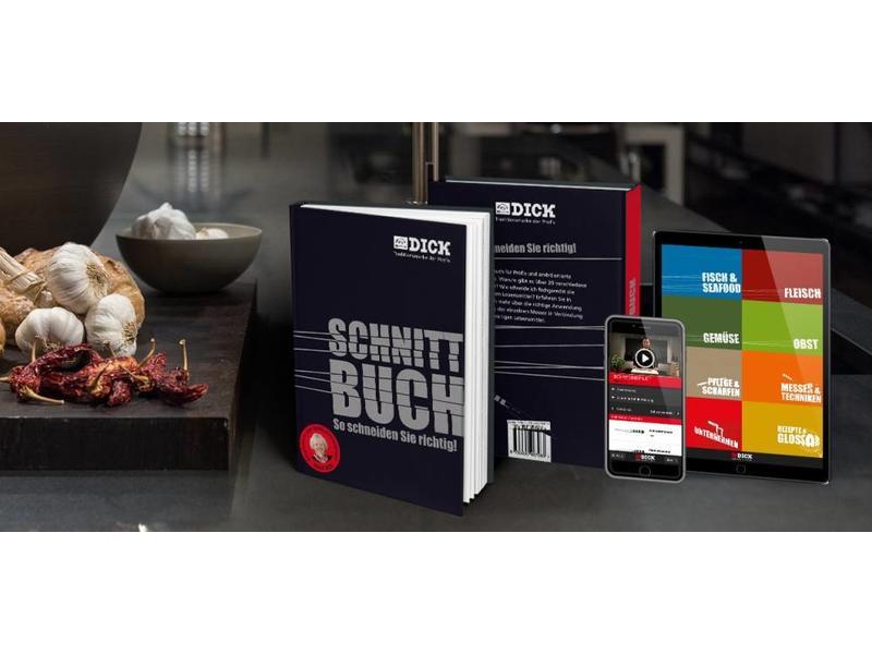 F.DICK Friedr. Dick Schnittbuch (Deutsche Ausgabe)