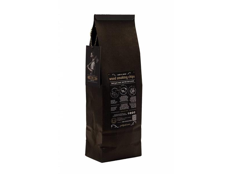 GRILLGOLD Grillgold Räucherchips Wood Smoking Chips Erle 1,75 Liter