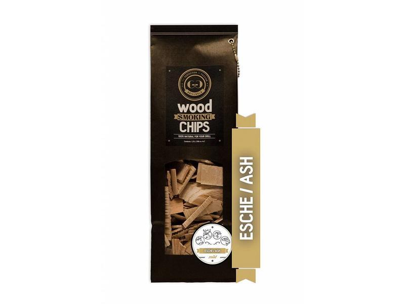 GRILLGOLD Grillgold Räucherchips Wood Smoking Chips Esche 1,75 Liter