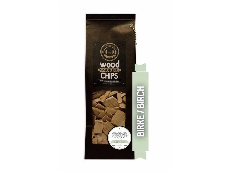 GRILLGOLD Grillgold Räucherchips Wood Smoking Chips Birke 1,75 Liter