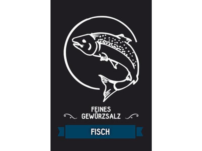 GRILLGOLD Grillgold´s feines Gewürzsalz / Fisch