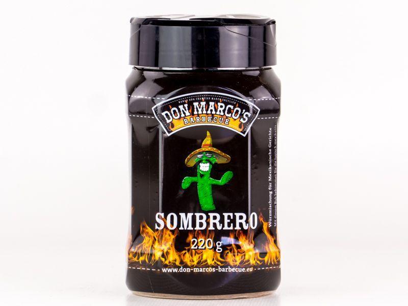 DON MARCO Don Marco's Sombrero Rub / 220g Streuer