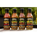 DON MARCO Orange Habanero Glaze & Barbecue Sauce 375ml