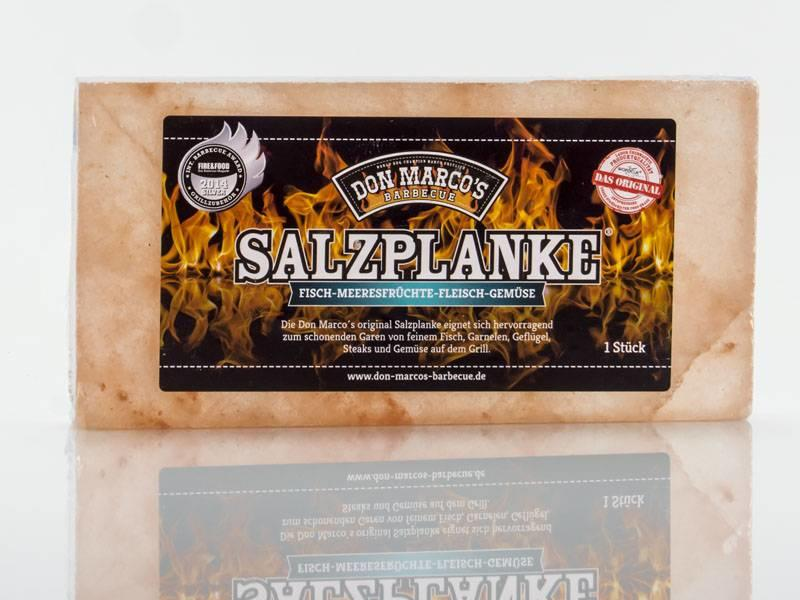 DON MARCO Original Salzplanke