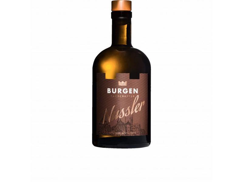 BURGEN DRINKS Burgen Nussler handcrafted 33,3%vol. 0.5 Liter