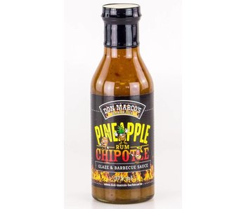 Pineapple Rum Chipotle Glaze & Barbecue Sauce
