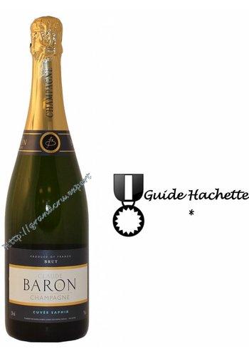 Champagne Claude Baron Brut Cuvée Saphir