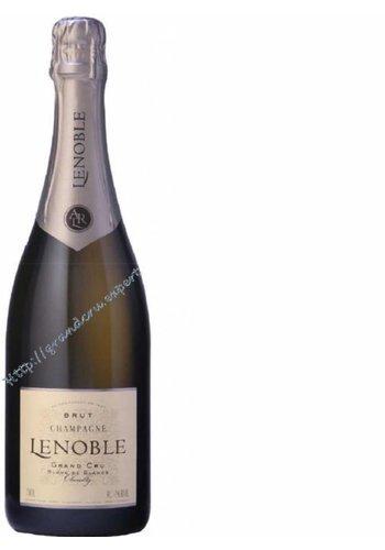 "Champagne A.R. Lenoble Grand Cru ""Chouilly"" Blanc de Blancs Brut"