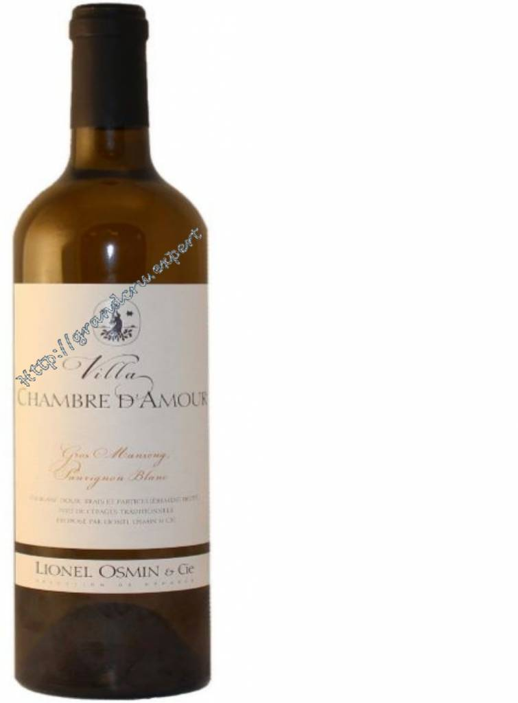 Lionel osmin villa chambre d 39 amour 2016 sweet wine for Chambre d amour