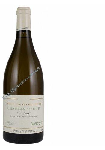 Maison Verget Chablis 1er Cru Vaillons Vieilles Vignes des Minots 2014