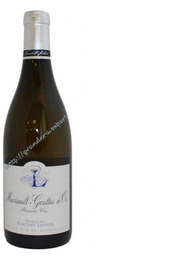 Domaine Vincent Latour Meursault 1er Cru Goutte d'Or 2014