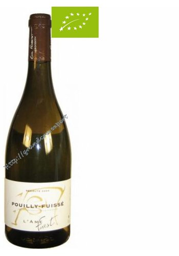 Eric Forest Pouilly Fuissé l'Ame Forest 2015
