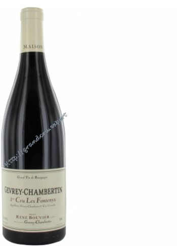 Domaine René Bouvier Gevrey Chambertin 1er Cru Les Fontenys 2012