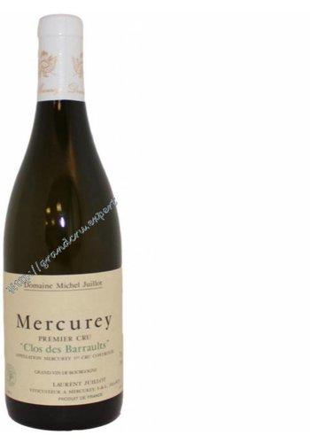 Domaine Michel Juillot Mercurey premier Cru Clos Barraults 2014