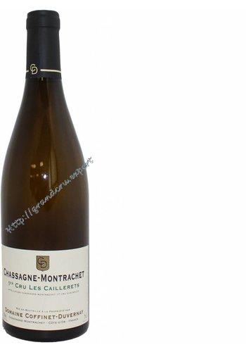 Domaine Coffinet Duvernay Chassagne Montrachet Premier Cru Les Caillerets 2013
