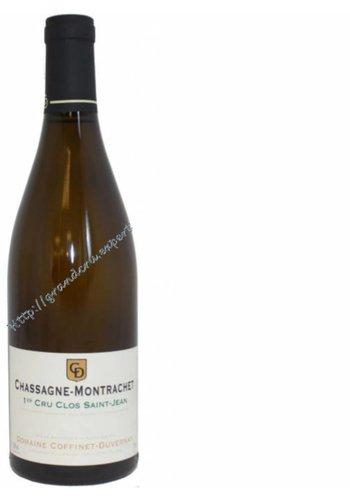 Domaine Coffinet Duvernay Chassagne Montrachet 1er Cru Clos Saint Jean 2013