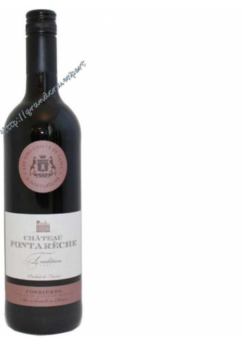Chateau Fontareche Tradition rouge 2016