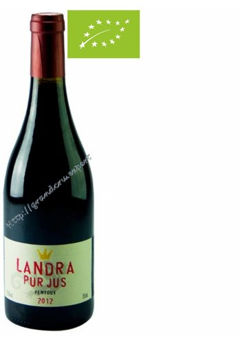 Chateau Landra pur jus rouge 2015