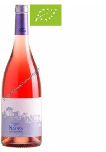 Chateau de Nages Vieilles vignes rosé 2013