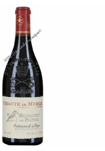 Domaine Bosquet des Papes Chante le merle vieilles vignes 2014