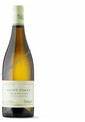 Maison Verget Saint Veran Vigne de Saint Claude 2015