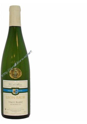 Domaine Léon Baur Pinot blanc 2016