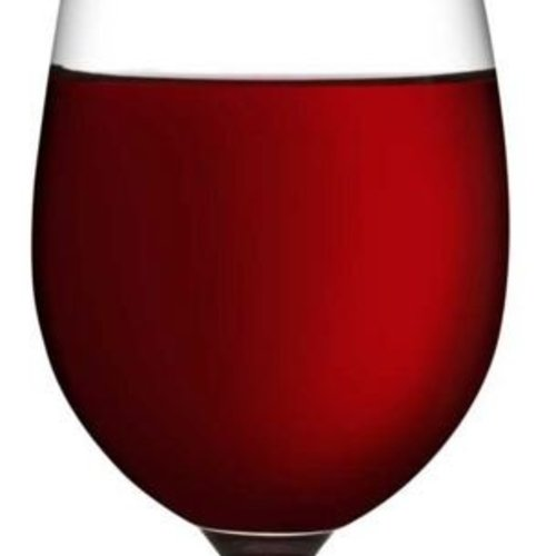 Red wine from the Alsace
