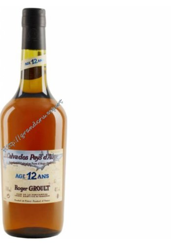 Calvados Roger Groult 12 Ans d'Age
