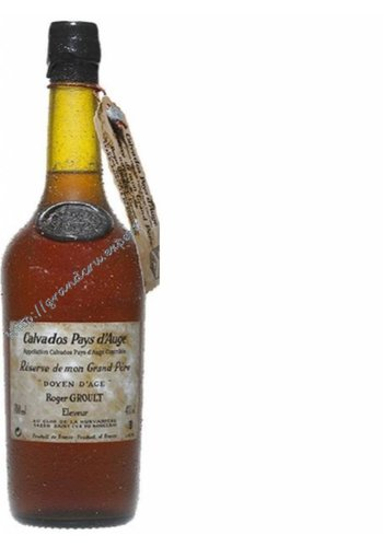 Calvados Roger Groult Doyen d'Age
