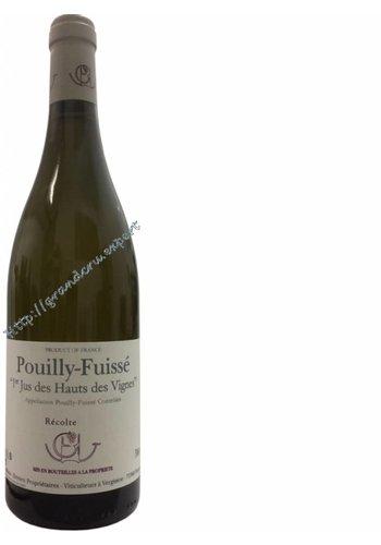 Domaine Guffens-Heynen Pouilly Fuisse 1er jus des hauts des vignes 2015
