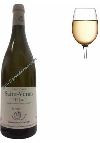 Domaine Guffens-Heynen Saint Véran premier jus 2015