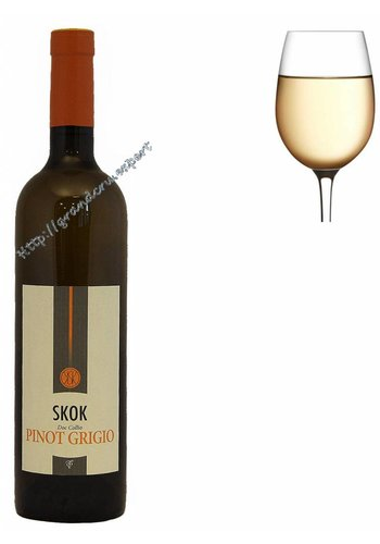 Skok Pinot Grigio 2016