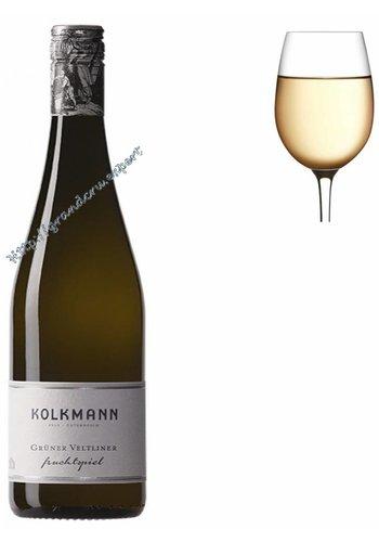 Weingut Kolkmann Gruner veltliner fruchtspiel 2015