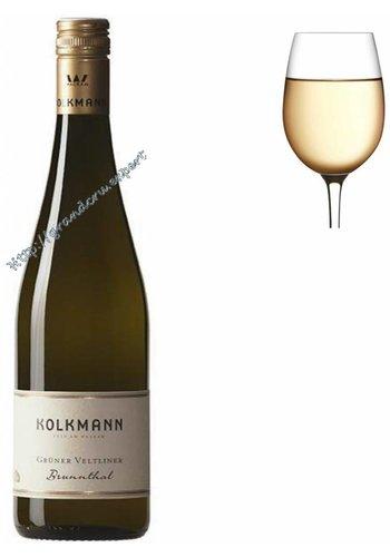 Weingut Kolkmann Gruner veltliner brunnthal reserve 2015