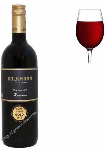 Weingut Kolkmann Zweigelt reserve 2014