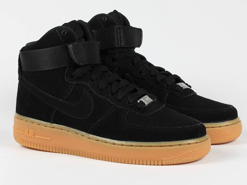 Nike Air Force High Suede