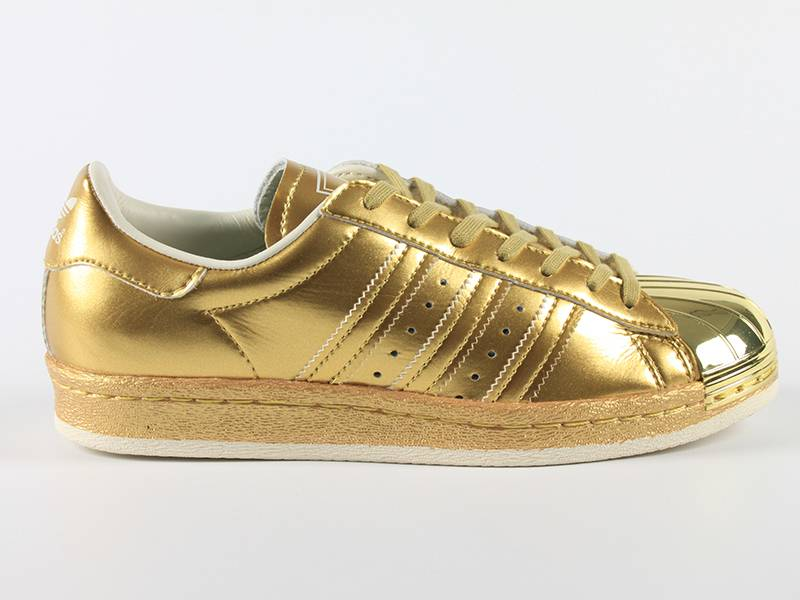 Adidas Superstar Metallic Zwart