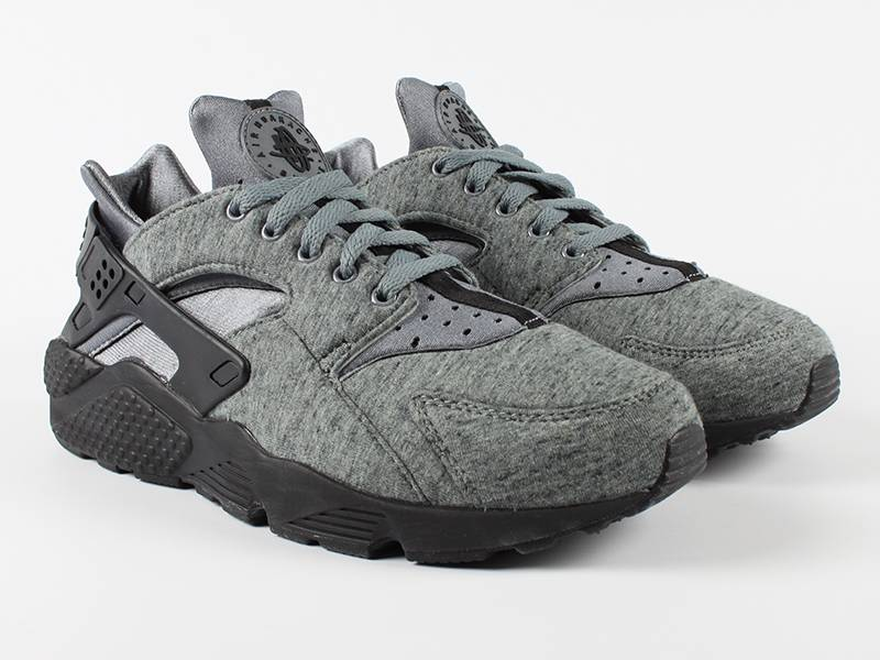 Nike Huarache Grey Black
