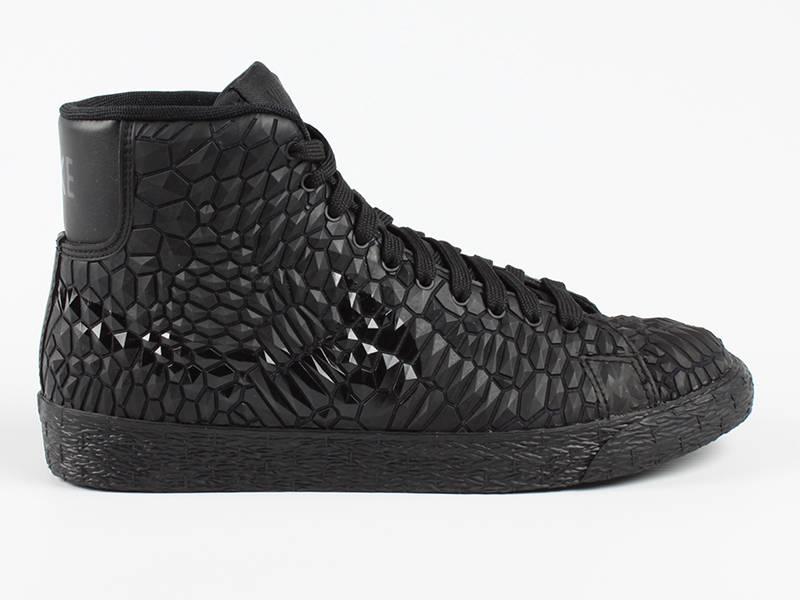 Nike W Blazer Mid DMB Black/Black 807455 001