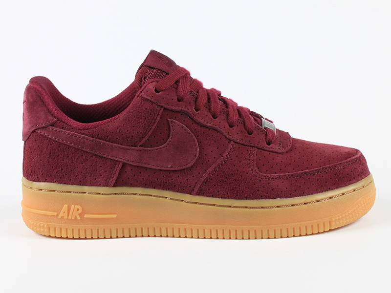 Nike Air Force 1 Suede Dames