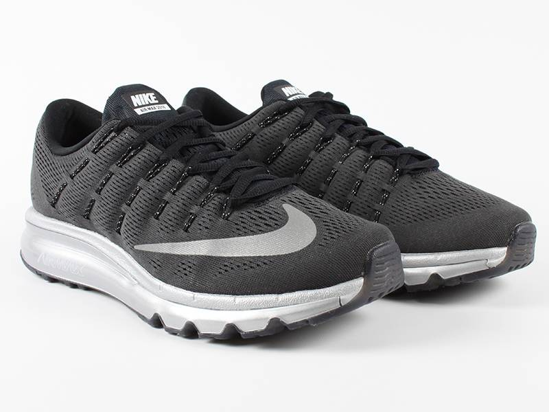 Nike Air Max 2016 Black And Grey