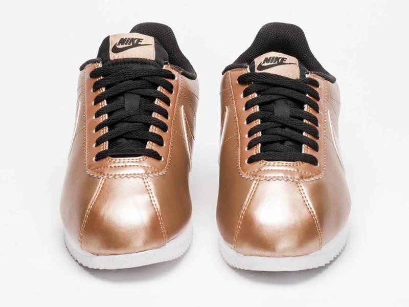 Nike Cortez Metallic Bronze