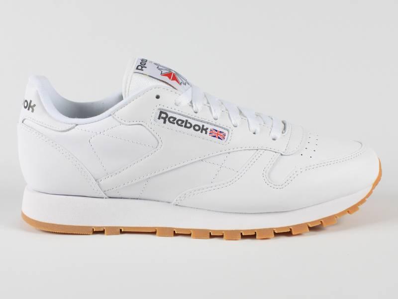 Reebok Classic Leather White/Gum 49799