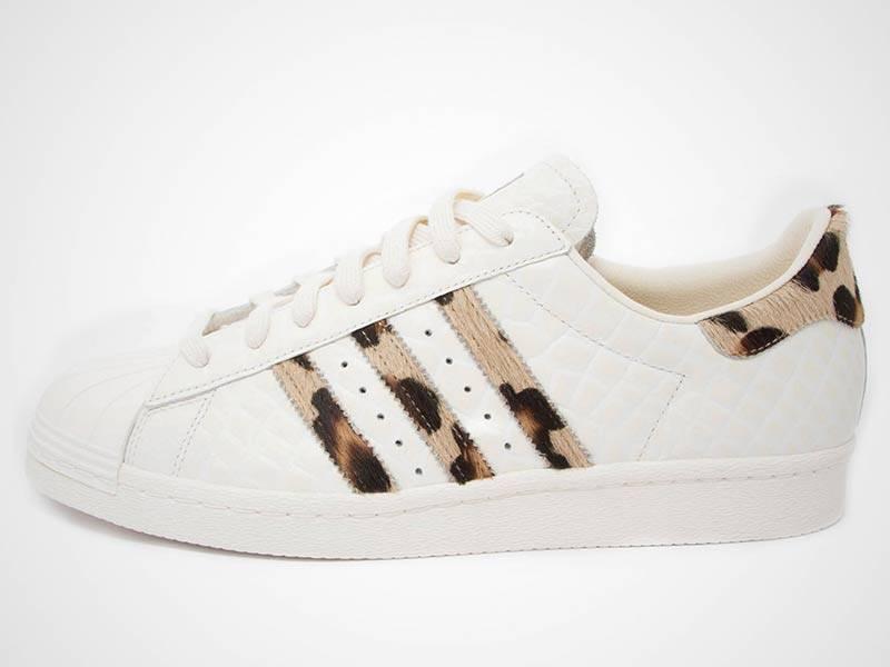 adidas superstar 80s animal collection