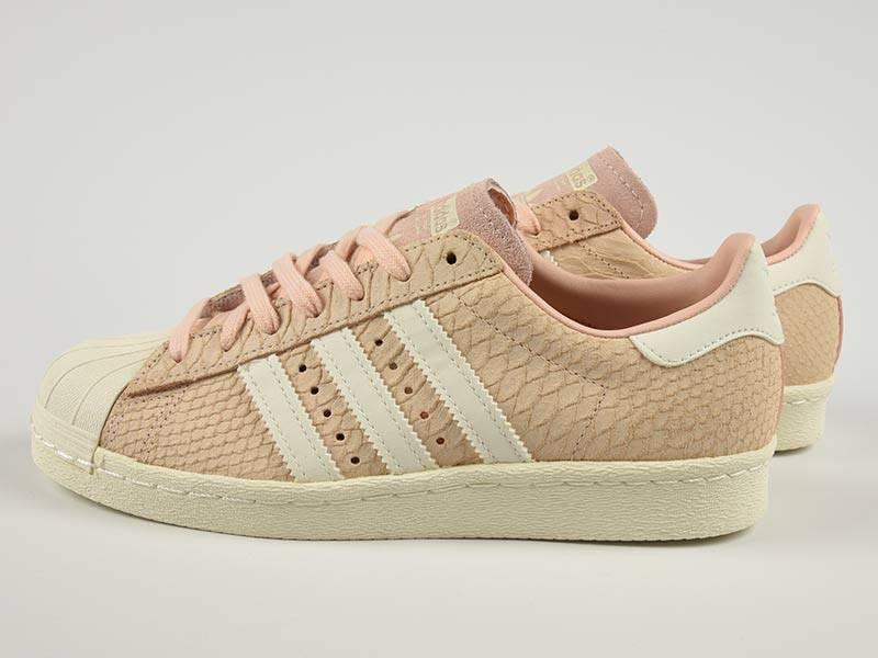 superstar 80s adidas blush pink