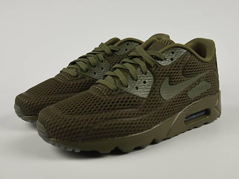 Nike Air Huarache Ultra Br Olive