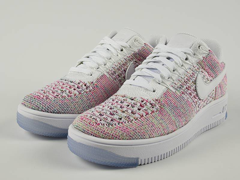 dames nike air force 1 wit
